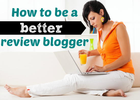 How to be a better review blogger