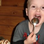 Wordless Wednesday- Silly Birthday Boy