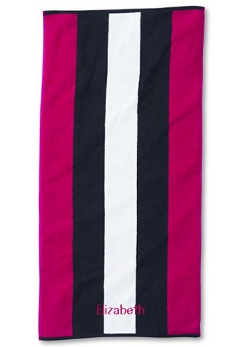 Lands End Mini Rugby Beach Towel