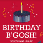 Carters and Oshkosh B'gosh Online Anniversary Deals