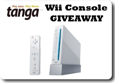 Tanga: Dishing Out the Best Deals Online Daily {Nintendo Wii Giveaway} CLOSED