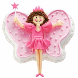 wilton fairy princess cake