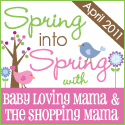 2nd Annual Spring into Spring Blog Event Coming in April!