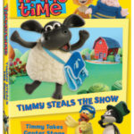 Timmy Time: Timmy Steals the Show on DVD {Review}