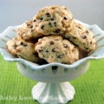 Chocolate Chip Scones Recipe from KitchenAid {Spring Brunch Series}