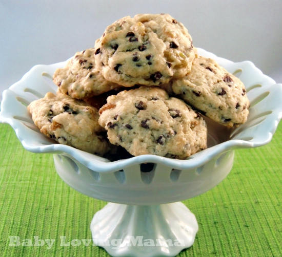 how to make chocolate scones