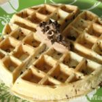 Chocolate Chip Waffles Recipe from KitchenAid {Spring Brunch Series}