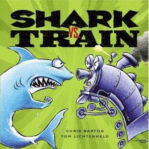 Mama Read THIS One: Shark vs. Train