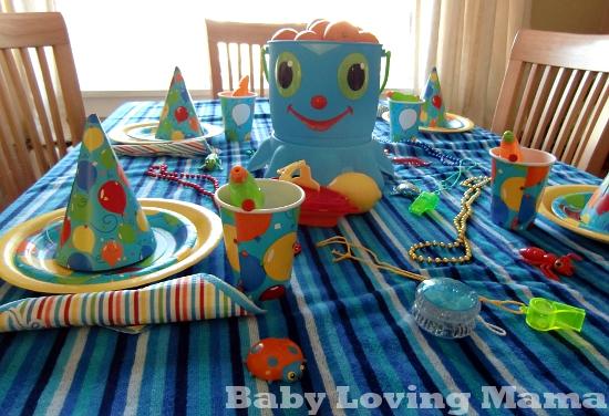 Target Spritz Beach Party 1
