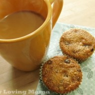Applesauce Raisin Muffins Recipe from KitchenAid {Spring Brunch Series}