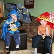 Spring Showers Party with Little One Books