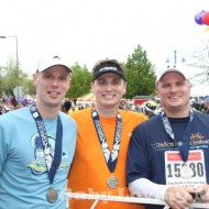Wordless Wednesday – Grandma's Marathon
