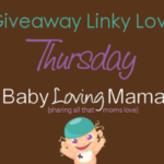 List Your Giveaways! {Linky Love #166}