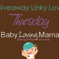 List Your Giveaways! {Linky Love #122}