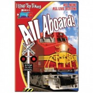 I Love Trains: All Aboard {Review}