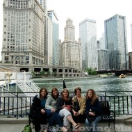 Wordless Wednesday – Amazing Boat Tour in Chicago