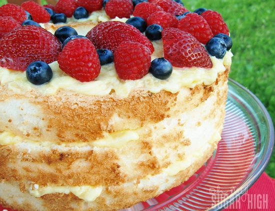 Easy Angel Lush Cake