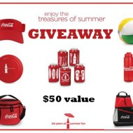 Coca-Cola Summer of Fun at the Beach {Giveaway} CLOSED