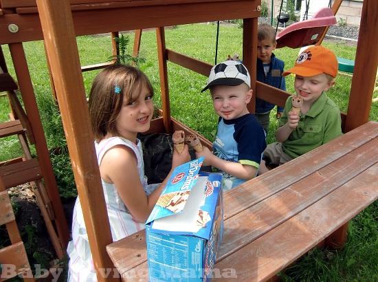 nestle ice cream social