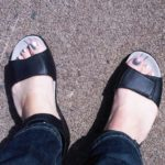 MBT Pia Sandals with Masai Barefoot Technology {Review}