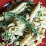 Sausage Primavera with Pasta {Recipe}