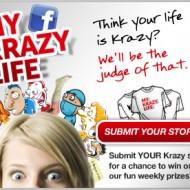 Krazy Glue: My Krazy Life {$50 Walmart GC Giveaway} CLOSED
