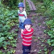 Wordless Wednesday – Trail Walks