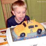 Wordless Wednesday – Lucian's 5th Birthday
