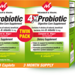 Starting Member's Mark 4X Probiotic Digestive Care Supplement @SamsClub