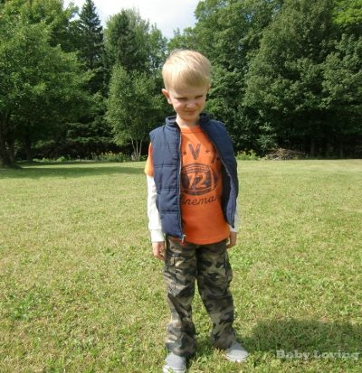 Carter's Fun Back to School Fashions {Review & Giveaway} CLOSED
