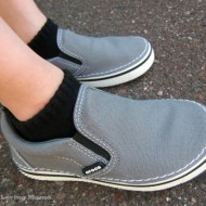 Keep Summer Inside Your Shoes with New Crocs {Review} #CrocsBTS