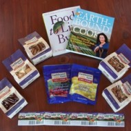 EarthBound Farm Cookbooks & Tasty Organic Foods {Review & Giveaway} CLOSED