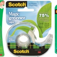 Back to School with Scotch Magic Tape Products {Review & Giveaway} CLOSED