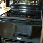 My Frigidaire Gallery Range with Symmetry Double Ovens Has Arrived!  #FrigidaireMoms