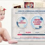 Huggies Limited Edition Camo Diapers to Benefit Military Families in Need