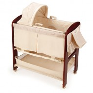 Kolcraft Contours 3 in 1 Wood Bassinet {Bump to Baby Giveaway} CLOSED