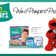 Pampers New 3 Way Fit Cruisers {Bump to Baby Giveaway} CLOSED