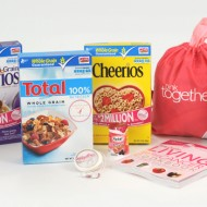General Mills Pink Together this October for Breast Cancer Awareness {Giveaway} CLOSED
