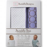 Swaddle Designs Swaddle Duo and Burp Cloths {Bump to Baby Giveaway} CLOSED