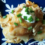 Chicken Potato Fiesta Bake with Betty Crocker {Recipe & $50 VISA GC Giveaway} CLOSED