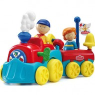 Caillou Learning Train and Classic Doll {Holiday Gift Guide} + Giveaway CLOSED