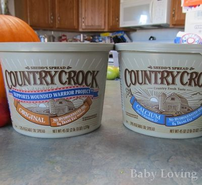 Crock Country Shopping Adventure with Country Crock {$25 AMEX GC Giveaway} CLOSED