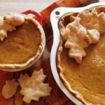My First Pumpkin Pie with a Twist from Wilton