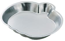 wilton pumpkin pie pan