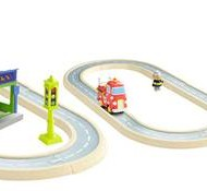 Richard Scarry's Busytown Fire Station and Roadway Playsets {Holiday Gift Guide} + Giveaway CLOSED