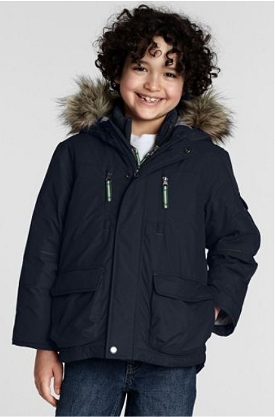 ac2429defacb Lands  End Boys 4-in-1 Expedition Parka and Snow Pants  Review ...