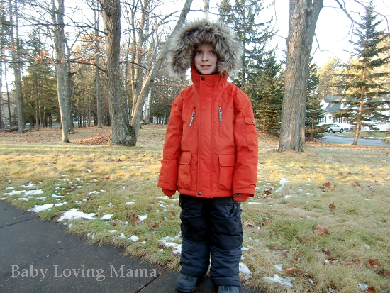 545cf3210d6 Lands' End Boys 4-in-1 Expedition Parka and Snow Pants {Review ...