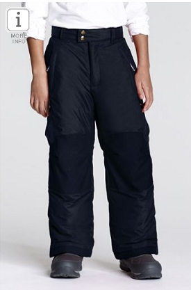 lands end expedition snow pants