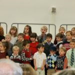 Wordless Wednesday – Lucian's Holiday Program