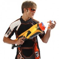 Nerf Dart Tag Swarmfire {Holiday Gift Guide}